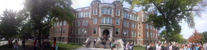 The MBI building
