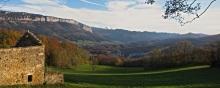 Mountains around Rencurel / Grenoble